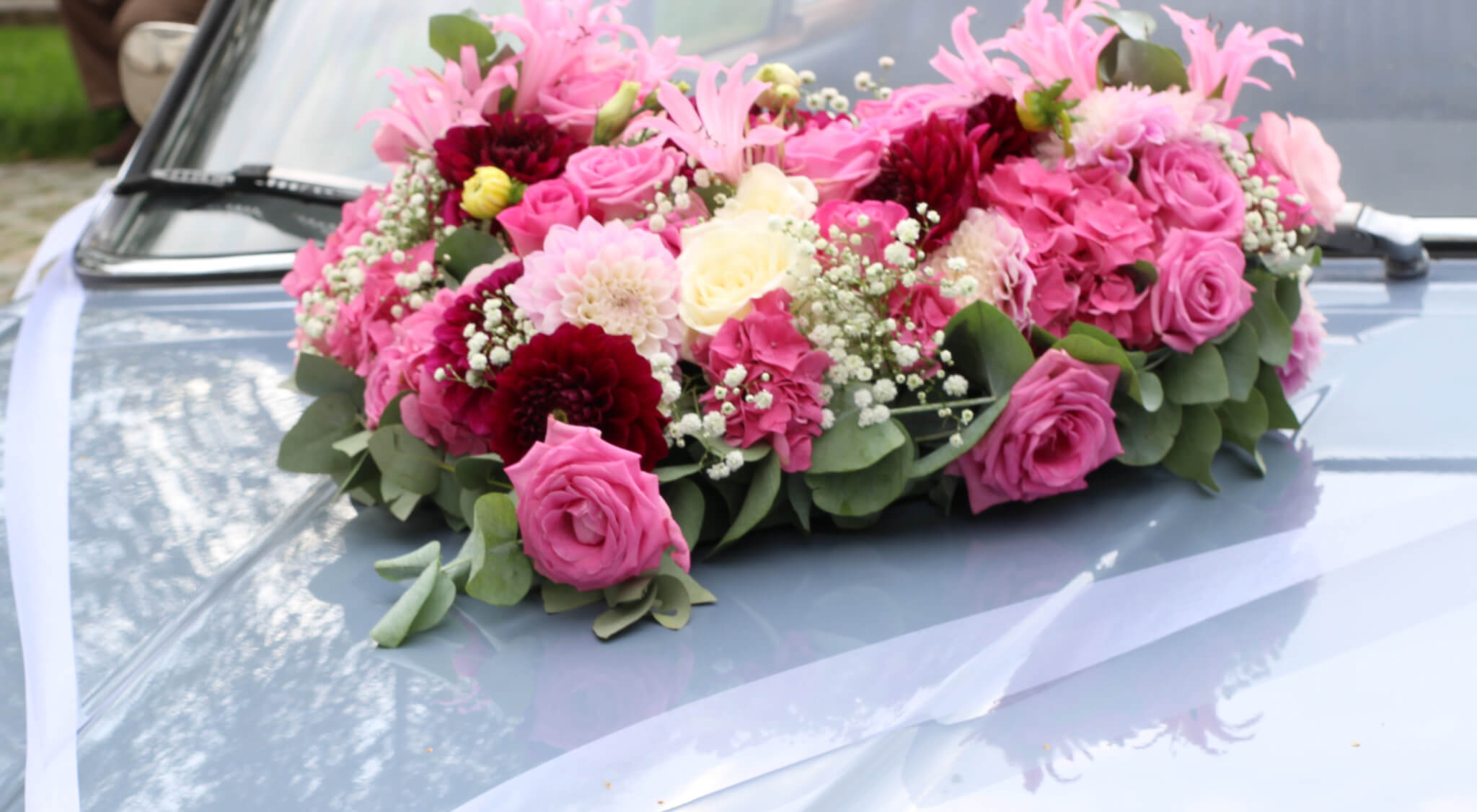 Hochzeitsdeko Blumen Muller
