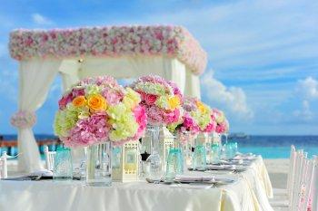 Hochzeits-Klick