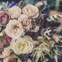 """Blumenstrauß """"Vintage"""""""